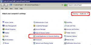 Remote Desktop Services install