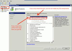 Install .Net 2008R2