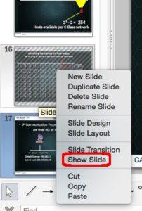 Show-Slide